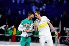 beaten Novak Djokovic in Melbourne ...