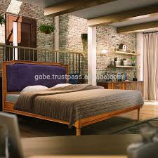 Teak Bed Design Bed Gita Classic Design King Size Teak Wood Buy Bed Classic Teak Wood Indonesia Bed With Carving Product On Alibaba Com