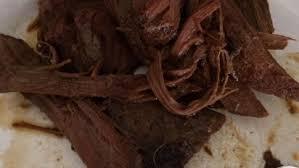 crock pot venison roast recipe food