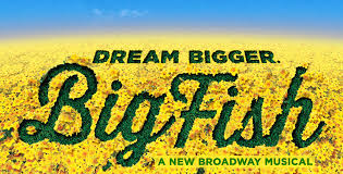 Image result for big fish, the musical