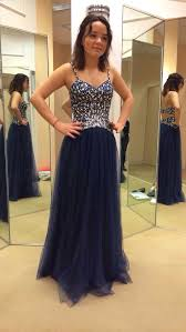 need help deciding on prom makeup navy blue dress