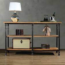 american country wrought iron vintage desk. Buy American Country Antique Furniture Wrought Iron Console Table Made Of Old Wood Desk Shelf Racks In Cheap Price On Alibabacom With Vintage