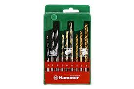 Купить <b>Набор сверл HAMMER Flex</b> 202-909 DR в интернет ...