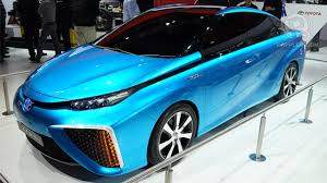 new car release phToyotas hydrogenpowered car coming in 2015