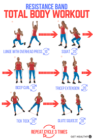 no gym no excuses use a resistance and try this total body tone up workout to firm up anywhere and everywhere resistance s are perfect for the