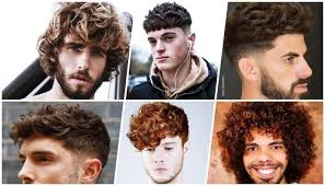 Hair Type Chart Men Guide Absolutely All Men Hair Types Video Examples