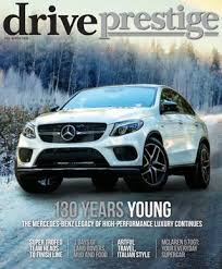 Drive Prestige Magazine Number 2 | Prestige Family of Fine Cars