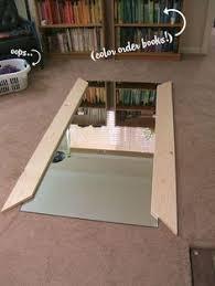 diy wood mirror frame. Delighful Mirror Diy Formal Mirror Frames   Mirror Measure The Outside Length For For Diy Wood Mirror Frame