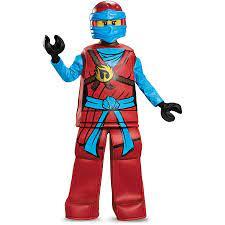 LEGO Ninjago Nya Child Prestige Halloween Costume - Walmart.com -  Walmart.com