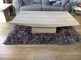 cream natural marble coffee table in poole dorset gumtree