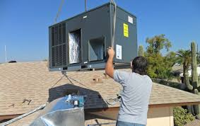 air conditioning installation. air conditioning installation