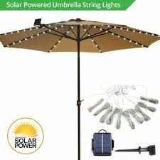 104 led patio umbrella lights string