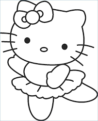 Free printable hello kitty coloring pages for pages. Hello Kitty Happy Birthday Coloring Best Happy Birthday Wishes