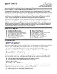 sample public relations resume pin by kayla torres on pr resumes resume sample resume resume