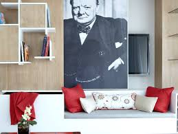 best tv mount a wall mounted flat screen hides behind a sliding panel of art in this dublin apartment image lyons kelly