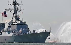 Image result for ایران بار دیگر آمریکا را در خلیج فارس تحقیر کرد