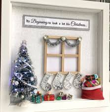 Christmas Eve Scene Frame   December/Christmas/Yule/Winter ...