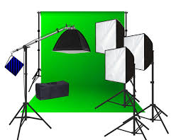 vlc 1640 watt square softbox four light kit with boom stand 4 vlc 32 inch ez fluorescent square softbox lights 4 vlc 410 fluorescent 5100k bulbs