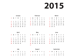 Simple Calendar Template 2015 14 2015 Yearly Calendar Template Psd Images 2015 Calendar