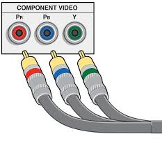 home a v connections glossary component video cable