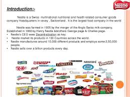 Organizational Chart Of Food Industry Fmcg Industry Organisation Structure