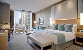Spa Inspired Bedrooms Luxury Spas In Chicago Trump Hotel Chicago Spa Rooms Chicago