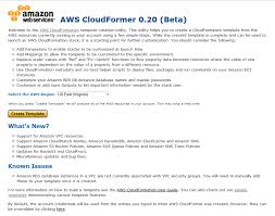 Create Templates - To beta From Resources Existing Aws Cloudformation Cloudformer Using