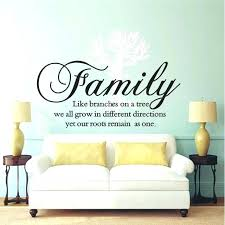 vinyl wall decals family wall decal murals and family like branches wall decal family tree art