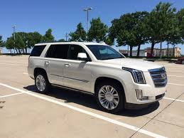 cadillac escalade 2015 white. 2015 cadillac escalade platinum quick take your rolling masseuse has arrived kelley blue book white a