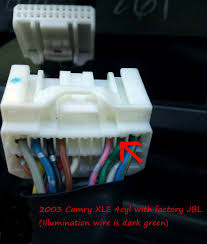 camry jbl wiring image wiring diagram aftermarket radio install tip gen5 2003 camry utilizing on 2002 camry jbl wiring