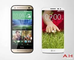 HTC One mini 2 vs LG G2 mini