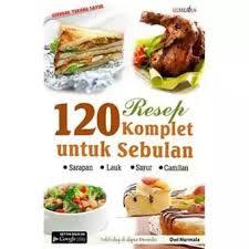 Temukan ragam kuliner indonesia di www.kulineri.com. Promo Diskon Ongkir 120 Resep Komplet Untuk Sebulan Sedia Juga Buku Resep Masakan Sehari Hari Buku Resep Kue Bolu Lengkap Buku Resep Mpasi Bayi Buku Resep Kue Bolu Buku Resep Menu Mpasi Lazada Indonesia