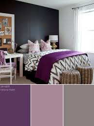 Purple Bedroom Colors Purple Color Palette Purple Color Schemes Hgtv