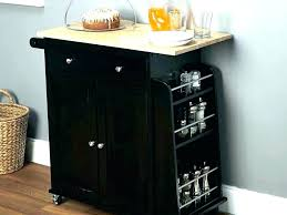 kitchen microwave cart carts s