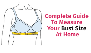 how to measure breast size complete guide to measure your bust size at home pink ribbon