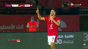 اهداف مباراه الاهلي واسوان اليوم 2-1 - YouTube