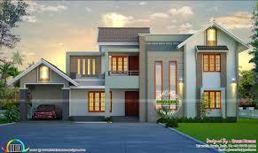 Beautiful Home Design By Green Homes Thiruvalla Kerala Home
