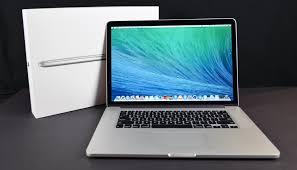 aanbieding macbook pro 15