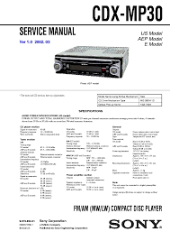 sony xplod 100db 52wx4 wiring diagram sony wiring diagrams Sony Xplod Wiring Harness at Sony Xav 7w Wiring Harness