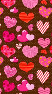 Wallpaper Happy Valentines Day iPhone ...