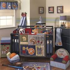 Image of: Sports Crib Bedding Sets Ideas