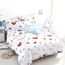 fox comforter set early education baby bedding