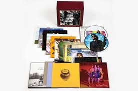 <b>George Harrison's</b> solo <b>LP</b> box set and limited edition turntable ...