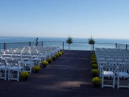 table and chair rentals brooklyn. White Padded Chairs At Pier W In Cleveland Table And Chair Rentals Brooklyn