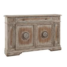 distressed antique furniture. Shop Hand Painted Distressed Antique White And Worn Wood Finish Credenza -  Free Shipping Today Overstock.com 13455557 Distressed Antique Furniture