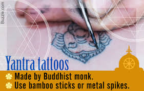 Heres What You Need To Know About The Magical Yantra Tattoos