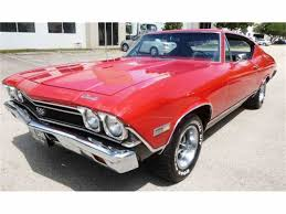 1968 Chevrolet Chevelle SS for Sale on ClassicCars.com