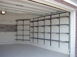 wonderful metal garage shelves
