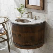 bathroom vanities sets. Native Trails Bordeaux Oak Brushed Nickel Single Bathroom Vanity Set Vanities Sets I