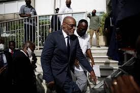 Haiti's new PM pledges to hold ...